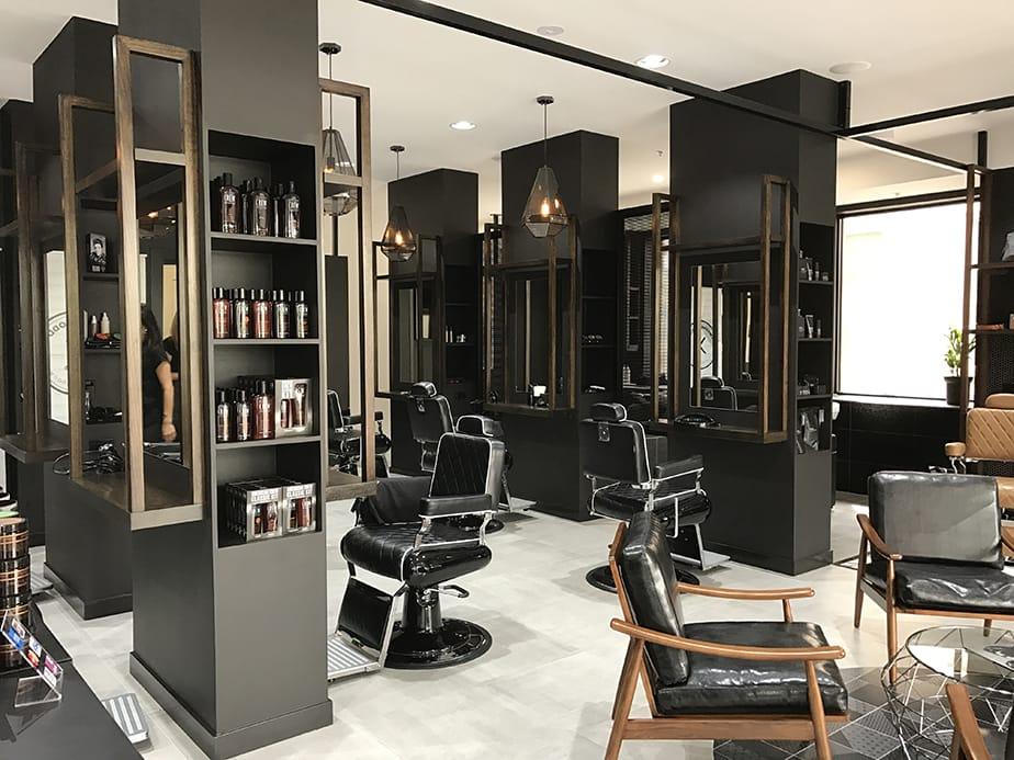 Sweeney Todd's. A Modern Barbershop